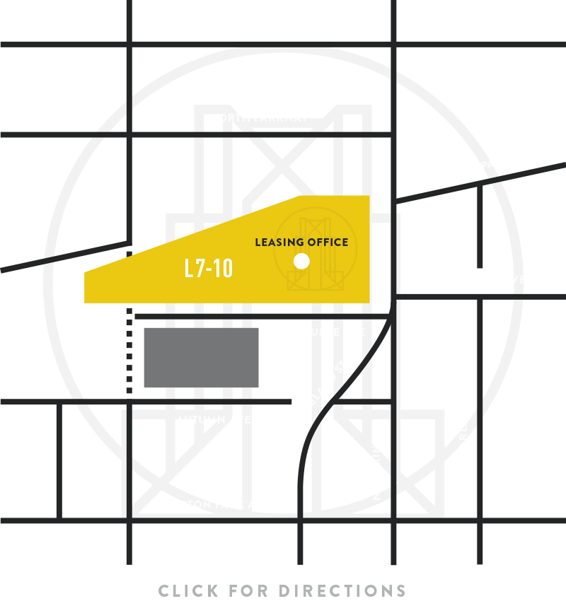 Parcels at Concourse Map